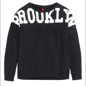 Medium crew neck Women's Brooklyn Sweatshirt